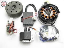 generator ignition system for aermacchi you should have received those parts