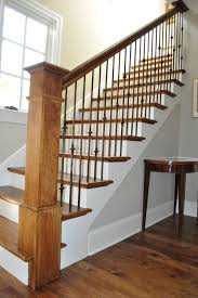 shoes come in diffe shapes depending on where they are located along your staircase so make sure you purchase the correct ones in the finish to match
