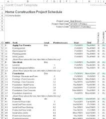 Construction Bar Chart Template – Celebratelife