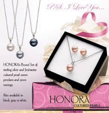 honora pearls cultured pearls