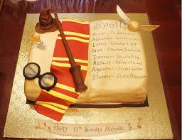 Harry Potter Inspired Book Cake Tutorial Savvy In The Kitchen