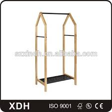 Cloth hanger stands Wood Hot Sale Wooden Clothes Hanger Stand Retail Store Clothing Display Racks Buy Wooden Clothes Hanger Standwood Retail Clothing Display Rackclothing Store Hb Hot Sale Wooden Clothes Hanger Stand Retail Store Clothing Display