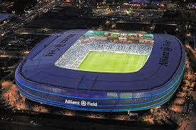 Allianz Field Minneapolis Mortenson