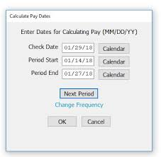 Year To Date Paycheck Calculator How To Calculate Employee Pay In Checkmark Payroll