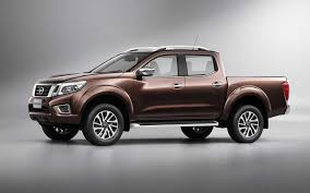 2018 Nissan Frontier Side  Cars Models