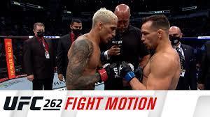 UFC 262: Fight Motion - YouTube