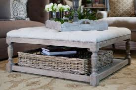 ottoman coffee table. Tufted Ottoman Coffee Tables Table