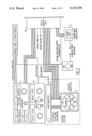 patent us5323306 navigation system for converting bearing to patent drawing