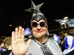 Who Is Verka Serduchka Ukrainian Drag Queen And Eurovision