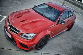 Here's How the GAD Mercedes C63 AMG Black Series Sprints