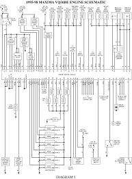 alternator diagram wiring schematic Infiniti I30 Engine Diagram Alternator 01 Infiniti I30t Wiring Diagrams
