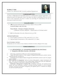 How To Make Simple Resume For A Job How To Make A Simple Resume For A Job Sample Professional Resume