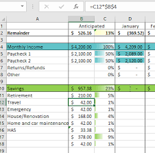 Excel Budget Free Download Yearly Excel Budget Family
