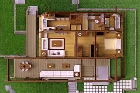 wooden house design full size of floor plans for the woods case din modern