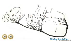 rbdet z wiring harness shipping irace auto sports wiring specialties rb25det wiring harness for datsun 280z