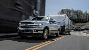 First Ever F 150 Diesel Offers Best In Class Torque Towing