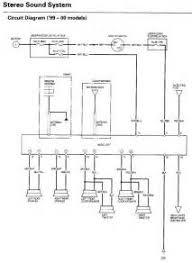 honda civic stereo wiring harness diagram images stereo wiring 2000 honda civic car stereo radio wiring diagram i c e