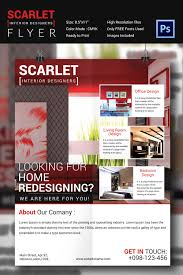 67 business flyer templates psd illustrator format elegant interior design flyer template