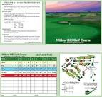 Willow Hill Golf Course - Course Profile | Course Database
