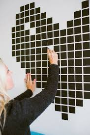 Wall Patterns With Tape 37 Diy Washi Tape Decorating Projects You Will Love