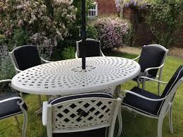 Kingdom Teak Aluminium Garden FurnitureAluminium Outdoor Furniture