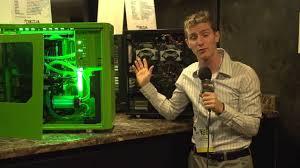 Fractal Design Define R4 Blackout Review Fractal Design Define R4 Blackout Edition With Josh Ces 2014