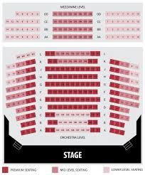 Seating Chart Bristol Riverside Theatrebristol Riverside