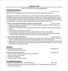 Simple Resumes Examples Inspiration Simple Resume Template Pdf 24 Idiomax