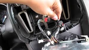 ford focus stereo upgrade (basic stock radio) youtube fiesta st wiring diagram at Fiesta St Wiring Diagram