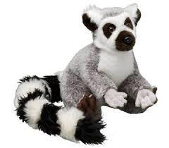 world wildlife fund ring led lemur plush adoptions from world wildlife fund wwf gift center