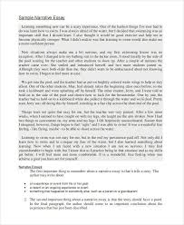 narrative essay dialogue example essay how to write a  22 essay examples