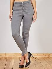 Купить женские <b>джинсы</b> skinny в интернет-магазине | Kiabi