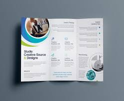 Free Brochure Templates For Microsoft Powerpoint 134729580404