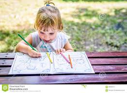 Small Picture Baby Girl Coloring Book Coloring Pages