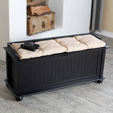 Bedroom Bench Storage Bedroom Storage Bench On Home And Interior