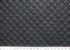 Pre Quilted Fabric | eBay & Double-faced Reversible Pre-quilted Black PolyCotton Fabric By the Yard  D270.02 Adamdwight.com