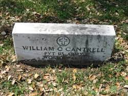 William Clarence Cantrell (1892-1971) - Find A Grave Memorial