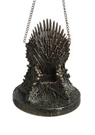 game thrones iron. GAME OF THRONES Iron Throne Resin Ornament Game Thrones H
