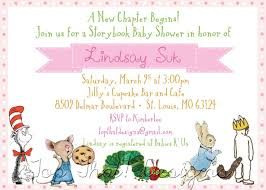 Outstanding Library Themed Baby Shower Invitations 33 For Your Library Themed Baby Shower Invitations