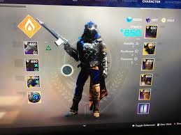 Destiny 1 Max Light When I Showed My Friends That I Hit Max Level None Of Them