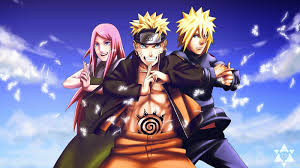 Download, share or upload your own one! Naruto And Friends Wallpaper Best Wallpaper Anime Naruto 1600x900 Wallpaper Teahub Io
