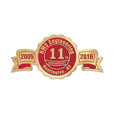 Anniversary Ribbon Designsnprint