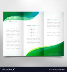 Business Brochure Background Royalty Free Vector Image