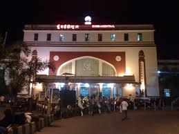 Mumbai Central Railway Station Wikipedia