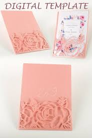 Easy Invitation Templates Diy Pocketfold Wedding Invitations Free Pocket Invitation