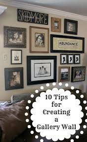 How to Create a Gallery Wall. Hanging PhotosHanging Family ...