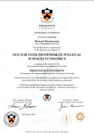 College Degree Certifi Phd Degree Certificate Sample New Doctorate