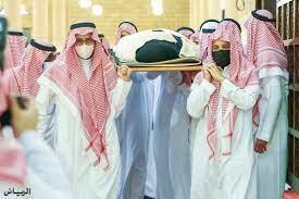 جريدة الرياض | الأميرة حصـة بنت سلمان تنعى صديقة عمرها الأميرة نوف بنت خالد
