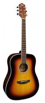 Вестерн-<b>гитара Flight D</b>-<b>200</b> 3TS — купить по выгодной цене на ...