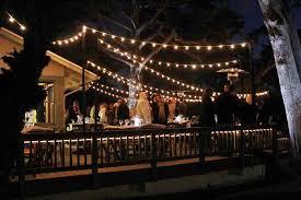how to hang outdoor string lights design outdoor lighting ideas
